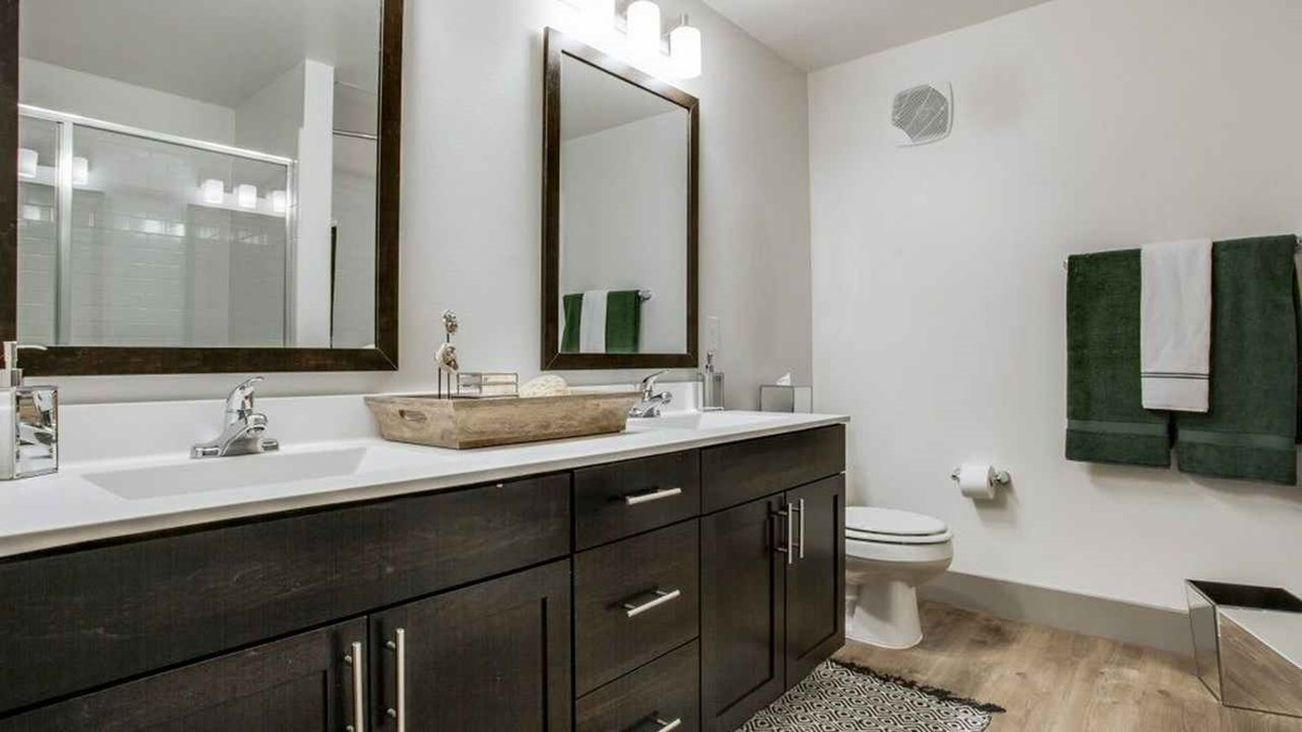 Bathroom at Listing #257743