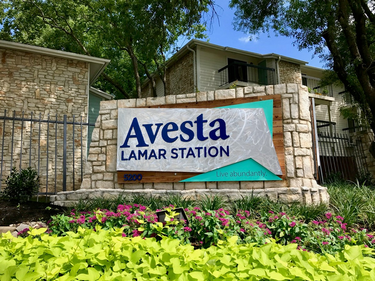 Avesta Lamar Station Apartments Austin, TX