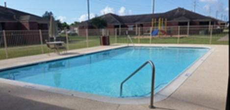 Pool at Listing #140054