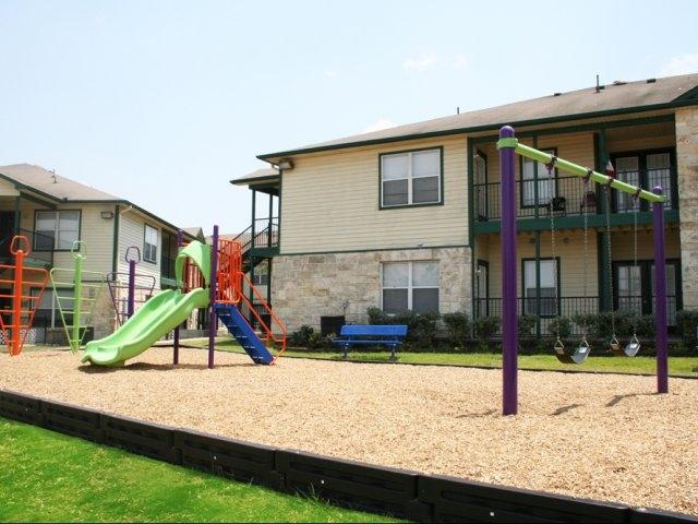 Playground at Listing #140654