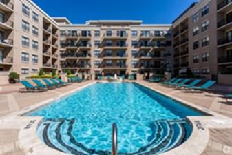 Pool at Listing #138174
