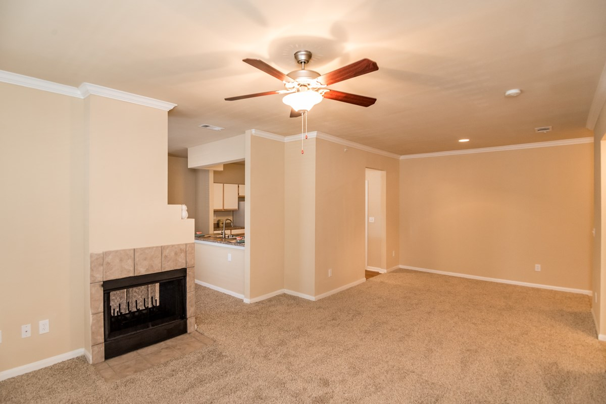 Living Area at Listing #141433