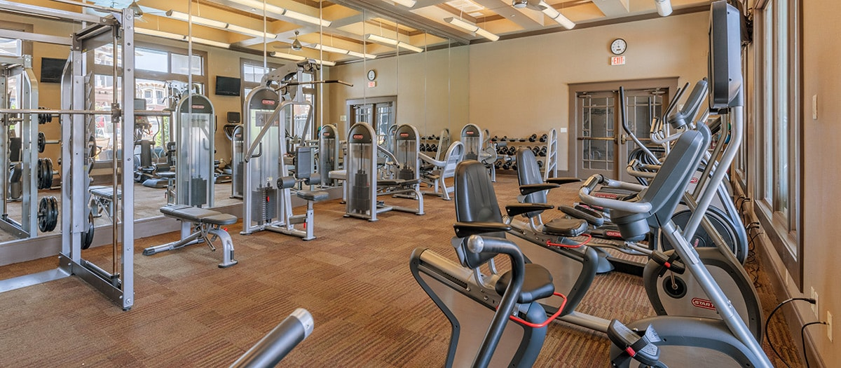 Fitness at Listing #145153