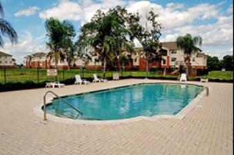 Pool at Listing #144358