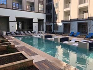 Pool at Listing #243260