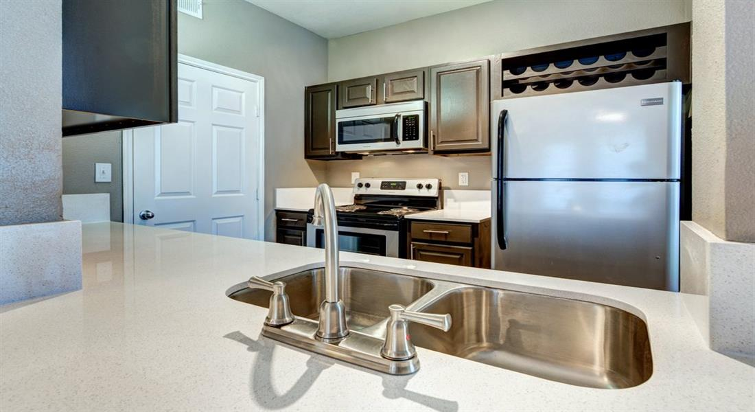 Kitchen at Listing #140685