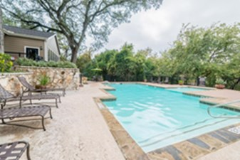 Pool at Listing #140590