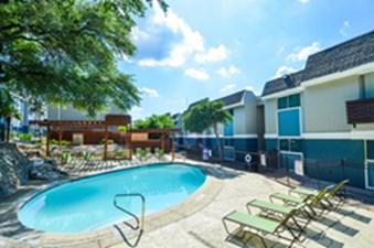 Pool at Listing #140540