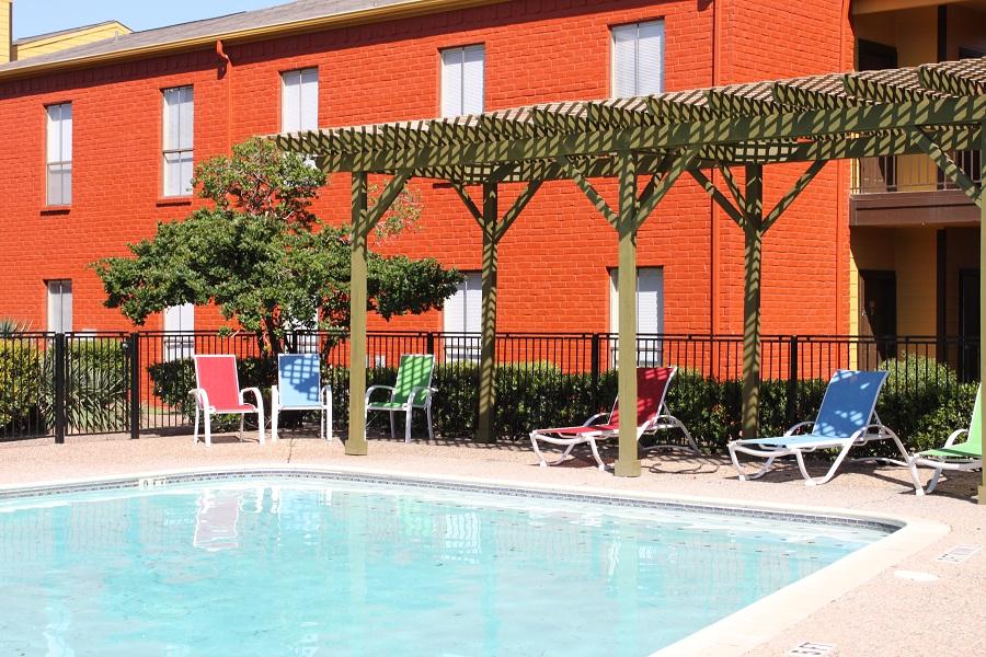 Pool at Listing #139927