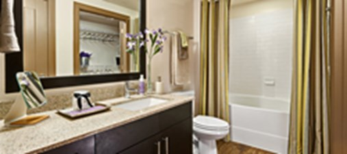 Bathroom at Listing #232056