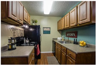 Kitchen at Listing #140956