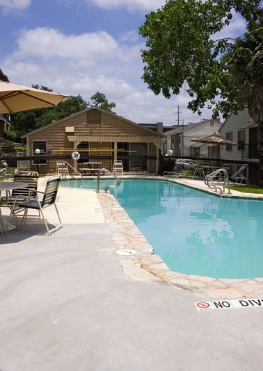 Pool at Listing #140832