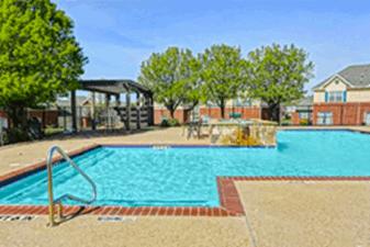 Pool at Listing #144821