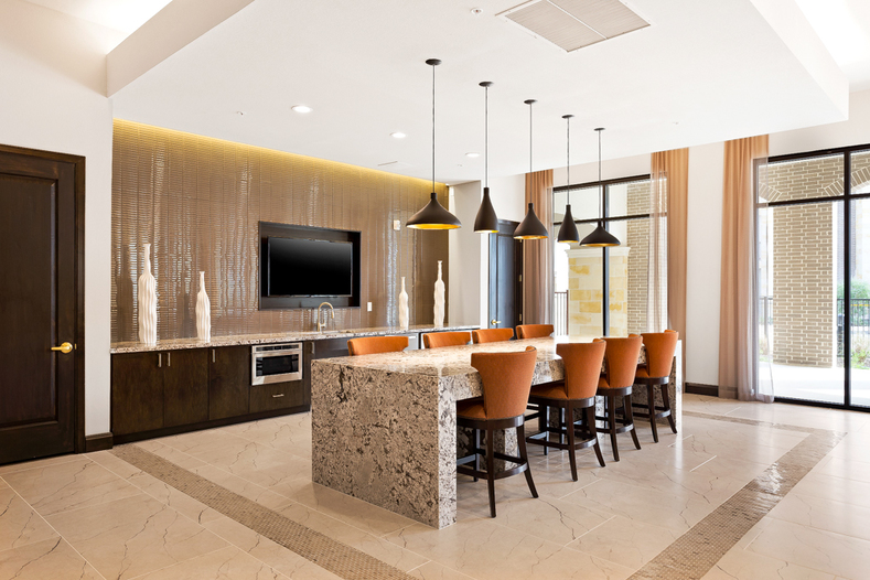 Clubhouse at Listing #282799