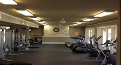 Fitness Center at Listing #137592