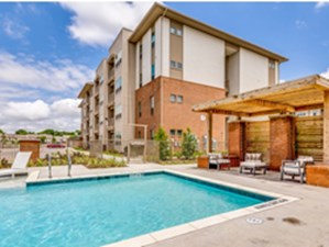 Pool at Listing #277140