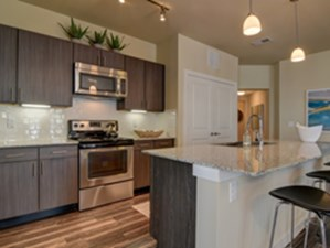 Kitchen at Listing #277003