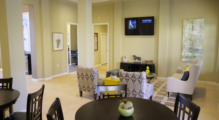 Clubhouse at Listing #255667