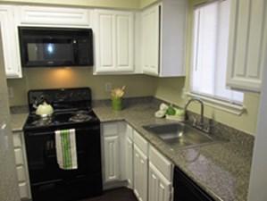 Kitchen at Listing #140061