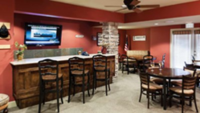 Clubhouse at Listing #145172