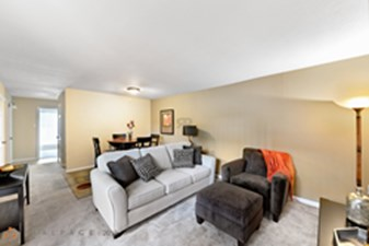 Living/Dining at Listing #141183
