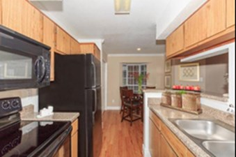 Kitchen at Listing #139731