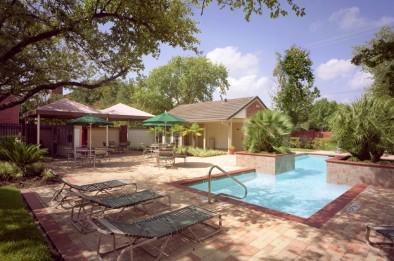 Pool at Listing #139912