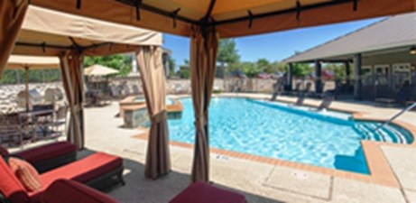 Pool at Listing #145146
