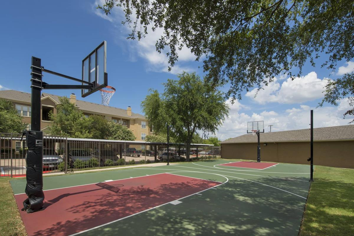 Basketball Court at Listing #140712