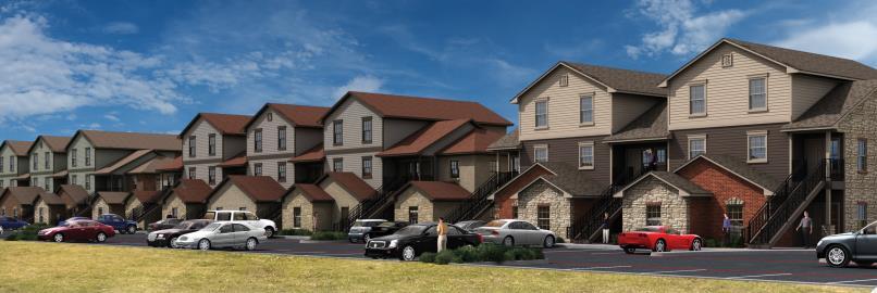 Summit Apartments Stephenville TX