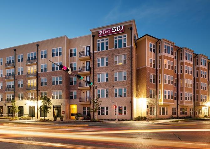 Post 510 Apartments Houston TX