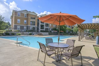 Pool at Listing #144360