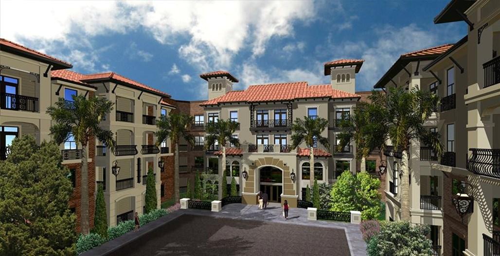 Caroline Apartments