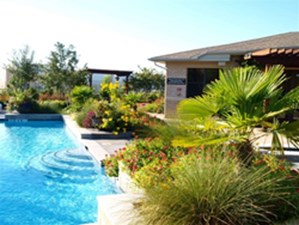 Pool at Listing #145058
