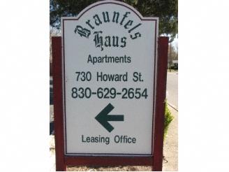 Braunfels Haus Apartments New Braunfels TX