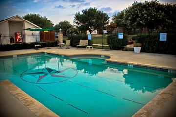 Pool at Listing #255309