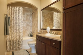 Bathroom at Listing #145013