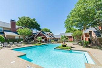Pool at Listing #136863