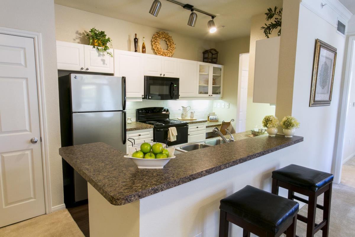 Kitchen at Listing #140758