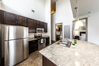 Kitchen at Listing #225324