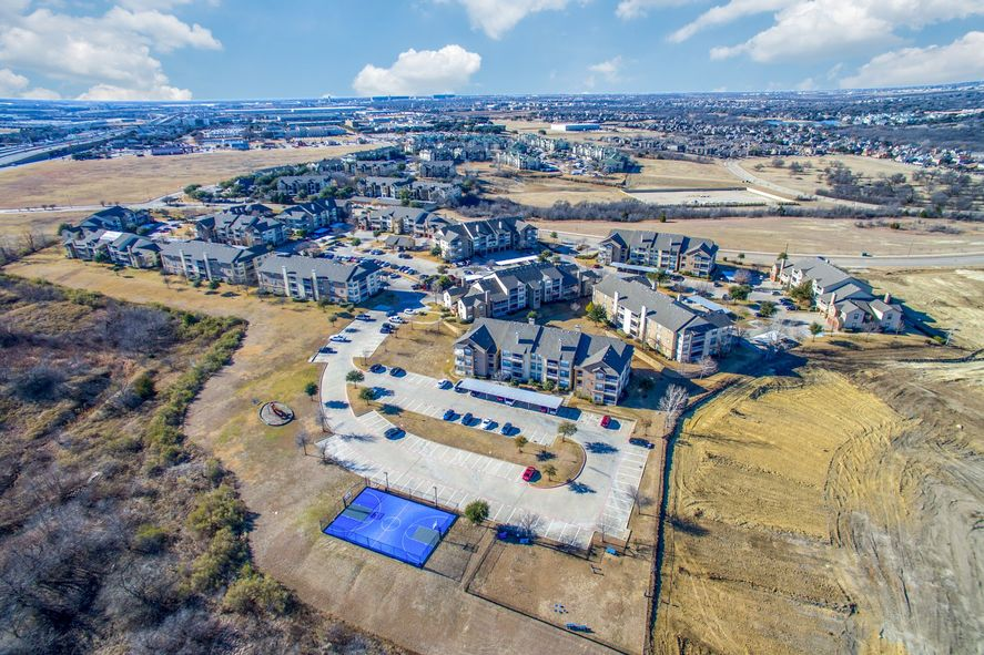 Aerial View at Listing #138142