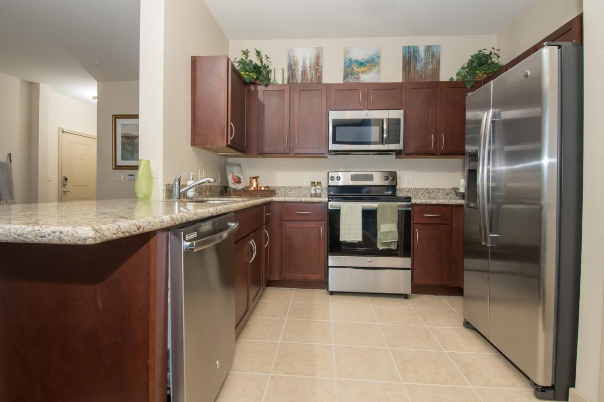 Kitchen at Listing #146269