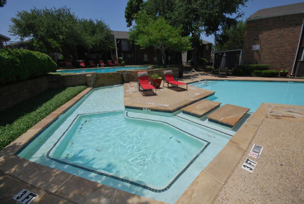 Pool at Listing #136872