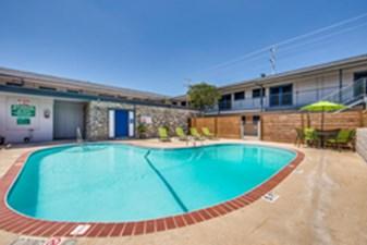 Pool at Listing #144965