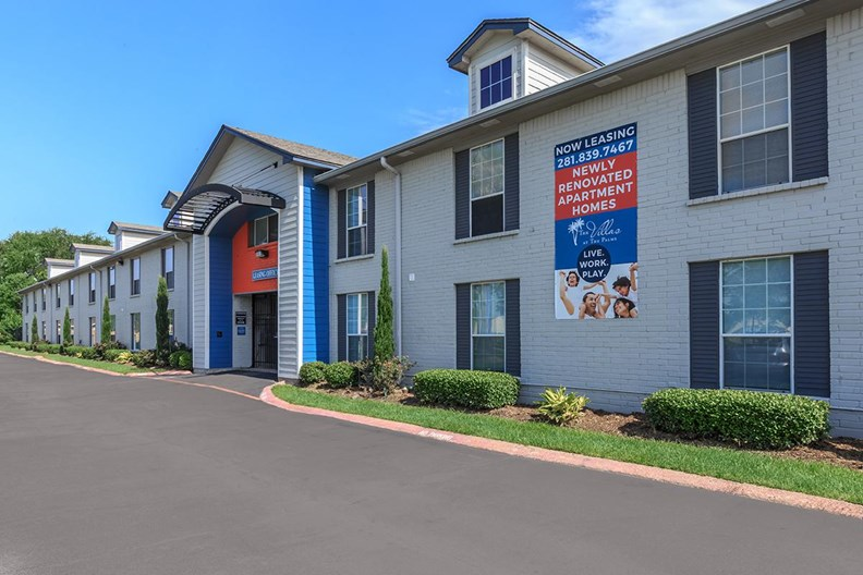 Villas at the Palms Apartments
