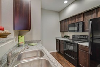 Kitchen at Listing #291859