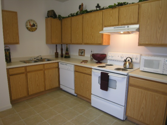 Kitchen at Listing #144660