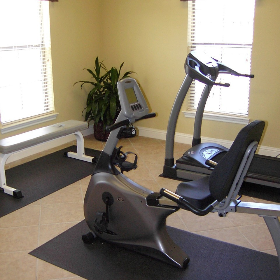 fitness center at Listing #138163