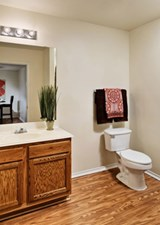 Bathroom at Listing #140672