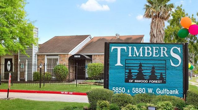 Timbers of Inwood Forest Apartments Houston TX
